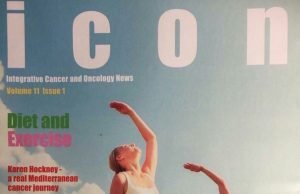 icon magazine, cancer, Integrative cancer treatment, magazine, CANCERactive